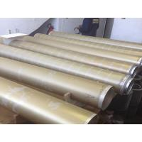 Quality Good Toughness Rotary Nickel Screen Elasticity Weaving Machine Spare Parts wholesale
