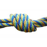 Best Multicolor Braided nylon / Polypropylene Non Elastic Tape Rope spandex fabric pulley wholesale