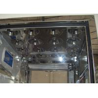 Cheap Pharmaceutical Class 100 Cleanroom Air Shower With Rapid Rolling Door for sale