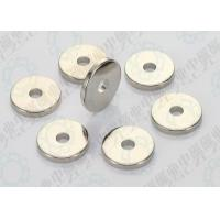 Best Neodymium Magnets Cylinder shape In inner hole Made By Strong Neodymium Iron Boron wholesale