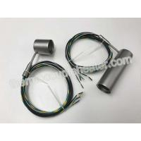Quality 230V 350W Stainless steel Armored Coil Heaters With Type J Thermocouple wholesale