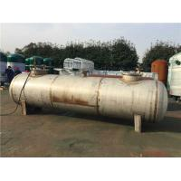 Cheap Frosting / Polishing Removing Underground Oil Storage Tanks For Gas Station / Household for sale