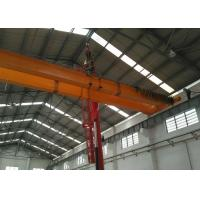 Buy cheap Double girder overhead crane- LH-10t-17.5m-9m for Cement plant from wholesalers