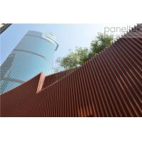 Best Architectural Terracotta Facade Panels Systems Panels And Baguette Easy Installation wholesale