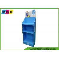 Retail POS Quarter Pallet Display , Cardboard Shipper Displays For Kids Toys Promotion FL153