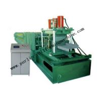Best Metal C Z Purlin Roll Former , Cold Purlin Roll Forming Machinery High Speed wholesale