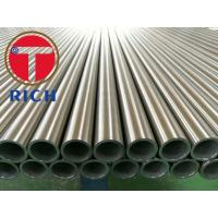 Best Polished Welded Stainless Steel Tubing Bright Annealing Surface For Petroleum And Foodstuff wholesale