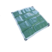 Best Reinforced Edges HDPE Camping Ground Sheet For Army wholesale