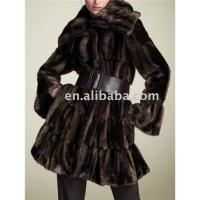 Best New fasion mink fur coat,genuine fur wholesale