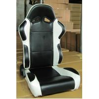 Best Eco Friendly Sports Car Seats , Light Weight Racing Seats Multi Material Colors wholesale