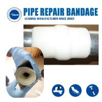 Best Epoxy tape bandage strong fiber glass repair tape for gas and water pipe leak crack wholesale