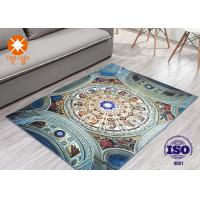 China Polyester Material and Printed Style Muslim Praying Mat Pray Mat Pray Rug on sale