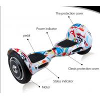 Cheap 10 Inch Personal Transporter 2 Wheels Electric Chariot Scooter Self Balancing Smart Balance Wheel for sale