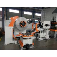 Best 0.3-4.5mm thickness and 1300 mm width3 In 1 medium Coil Feeding Line cooperated with Punching wholesale