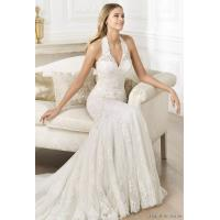Best white cotton Pretty Ladies Wedding Dresses for yong girl wholesale