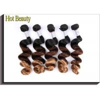 """Best 8A Grade 3 Tone Colored Human Hair Extensions 10""""-30"""" Tangle Free wholesale"""