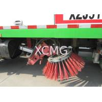 Best Road Cleanning Special Purpose Vehicles 5tons Multifunction Road Sweeper wholesale