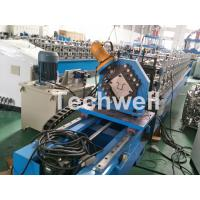 Best Top Furring Channel Cold Roll Forming Machine With Continuous Servo Tracking Cutting wholesale