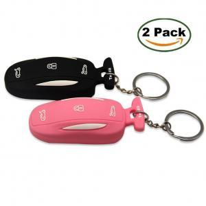 Best Topfit Silicone Car KeyFob for Tesla Model X-Pink wholesale