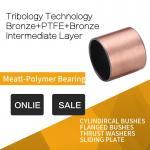 Best Bronze Intermediate Layer Sleeve Bushes Guide Bearings Long Life wholesale