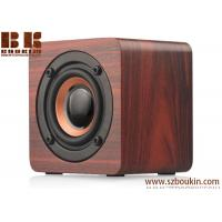 Best Bluetooth Speaker Wooden with 6h Play Time, Wireless Computer Speaker with Enhanced Bass Resonator wholesale