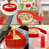 Buy cheap FBT010606 for wholesales Magic non-stick reusable DIY bake snack silicone mold from wholesalers