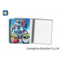 Best 3D Effect Cover 3D Lenticular Notebook Custom Day Weekly Planner Organizer wholesale