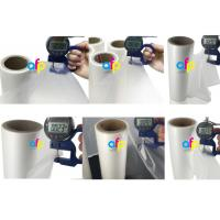 Best FDA Quality Thermal Laminating Film Roll with Glossy or Matte Finishing wholesale
