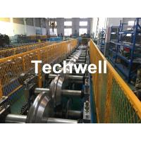 Best Metal Valley Flashing Roll Forming Machine With 45# High Grade Steel Roller Material And 0-15m/min Forming Speed wholesale