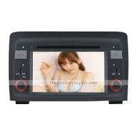 Best Fiat Idea DVD Player with GPS Navigation Bluetooth CAN Bus TV wholesale