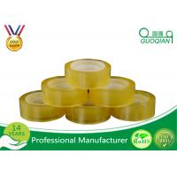 Self Adhesive BOPP Stationery Tape Office 12mm 3 inch Packing Tape