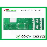 Best 2OZ Copper RoHS 2 Layer PCB Double Sided Circuit Board FR4 2.0MM wholesale