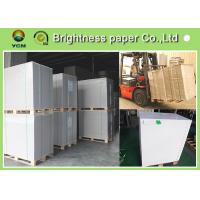 Best White Baking Coated Board Paper CCNB Paperboard Water Resistance wholesale