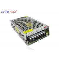 Best 100W 5V DC Universal CCTV Power Supply Silver Color RoHS / CE Approval wholesale