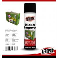 Best Safe Industrial Cleaning Products , Car Window / Paste Sticker Remover Spray wholesale