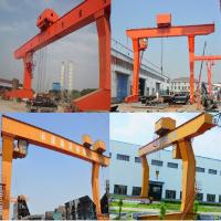 Best L-type single-girder gantry crane 5-50 tons wholesale