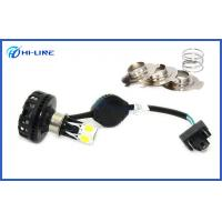 Cheap High Lumen 18w / 24w Led Headlight Bulb For Motorcycles , Led H4 Bulb Motorcycle for sale