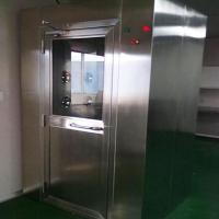 Buy cheap Interlock Air Showers And Pass Thrus Automatic / Manual Door 15-20M/S Air Velocity from wholesalers