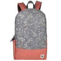Best Patterned Female Padded Laptop Bag , 14 Inch Laptop Backpack Two Shoulder Strap wholesale