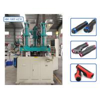 Best Full Automatic Vertical Injection Molding Machine 3 Colors For Mountain Bike Grips wholesale