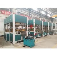 Best Eco Friendly Molded Pulp Machine / Fully Automatic Industrial Packing Line wholesale