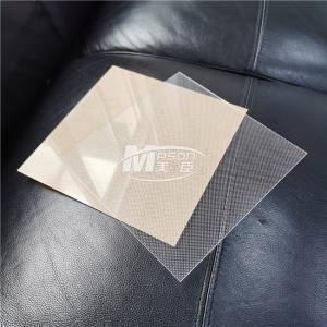 Best 1220x2440mm 4mm Acrylic Light Guide Plate LGPFor Lighting wholesale