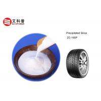 Improve Wet Traction and Fuel Efficiency Precipitated Silica in Tires Additive