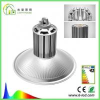 Best Commercial 100W LED High Bay , Cree LED High Bay 120 lm / w For Pharmaceutical Warehouse wholesale