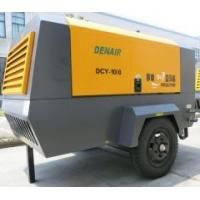 Best Professional Industrial Portable Air Compressor With Cummins Diesel Engine wholesale