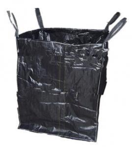 Best Safety Blue / White / Black Big Bag FIBC , UV Treated 2200 LBS Fibc Bulk Bags wholesale
