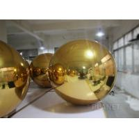 Best 0.7mm PVC Floating Mirror Ball Decorations Logo Printing Fire - Resistance wholesale