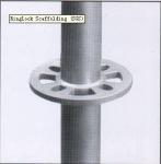 Galvanized Ring Lock Scaffold / Ringlock Standard, Ledger, Rosette For Ship Building