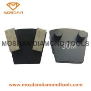Best Werkmaster Plug N Go Double Bars for Concrete Grinding Polishing wholesale