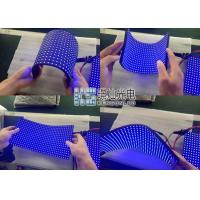 Best Full Color Flexible Led Display Panels / SMD3528 Led Flexible Screen For Indoor Advertising wholesale
